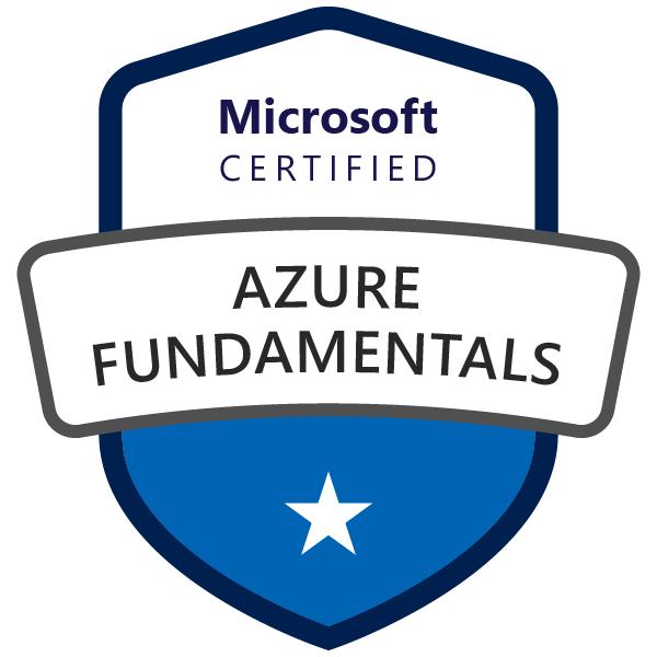 Azure Fundamentals shield